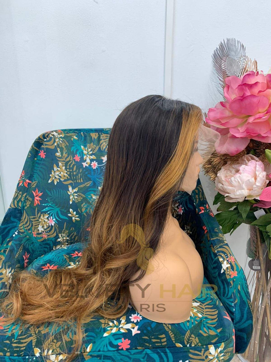 Perruque Lace Wig Lindsey - VELVETY PARIS