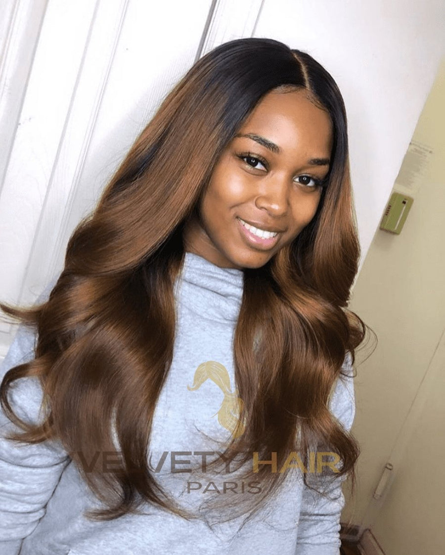 Perruque Lace Wig Tiana - VELVETY PARIS