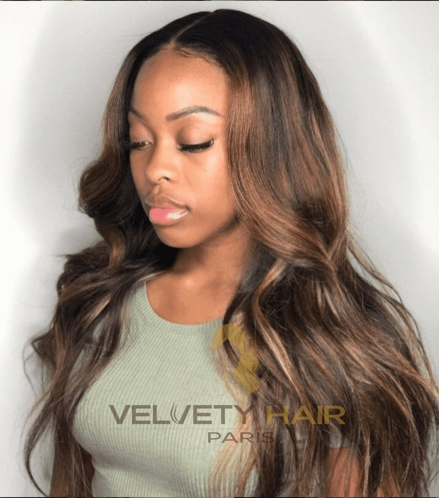 Perruque Lace Wig Trinity - VELVETY PARIS