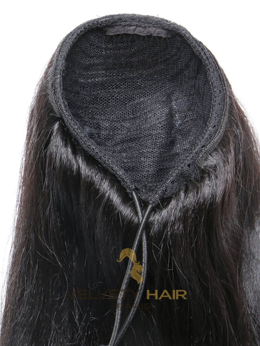 Ponytail Lisse - Cheveux Remy Hair