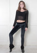LEGGING SOFT BLACK4teens