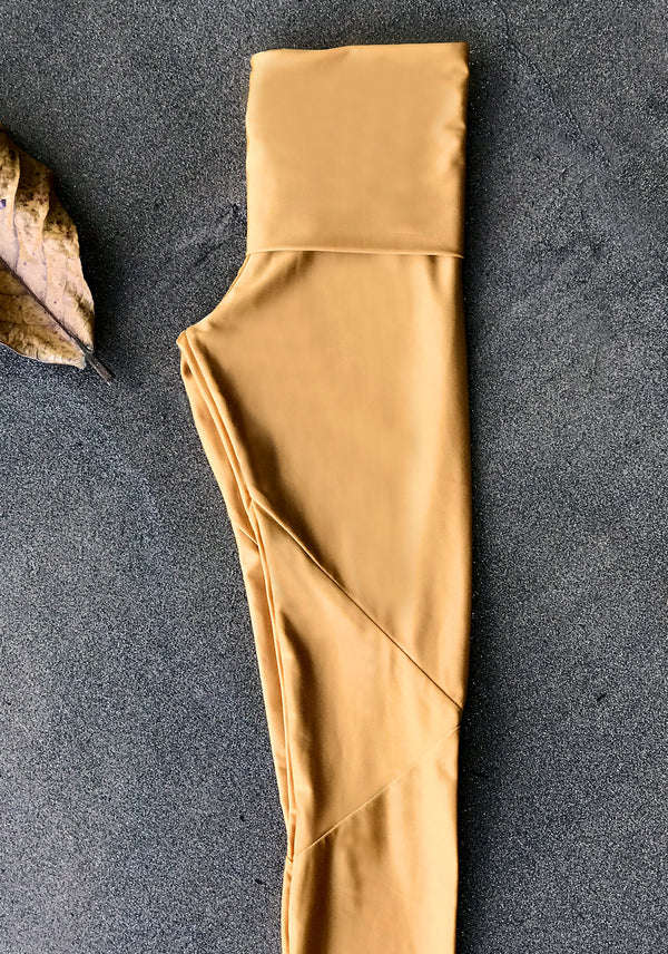 Legging Stella Gold 2Peace2Dance