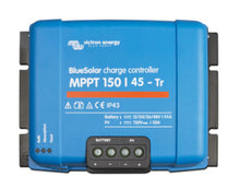 Load image into Gallery viewer, Victron Energy 150V 45 A MPPT Charge Controllers