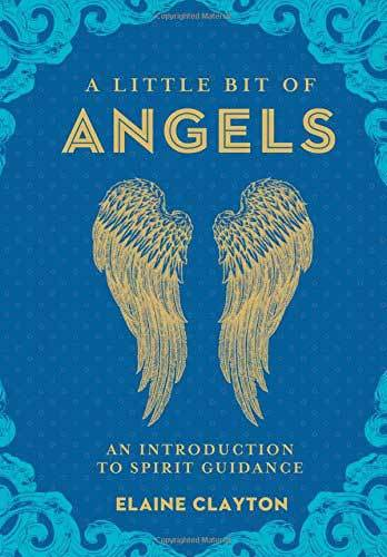 Books A Little Bit of Angels by Elaine Clayton