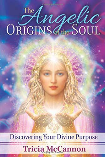 Books Angelic Origins of the Soul by Tricia McCannon