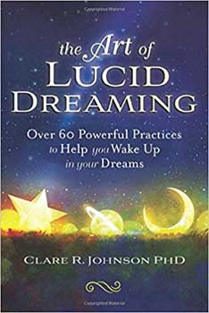 Books Art of Lucid Dreaming by Clare Johnson