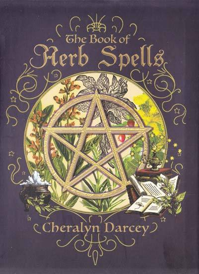 Books Book of Herb Spells by Cheralyn Darcey