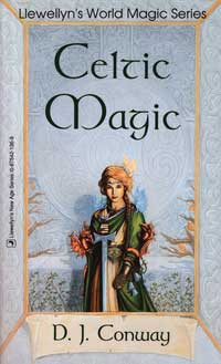 Books Celtic Magic by D. J. Conway