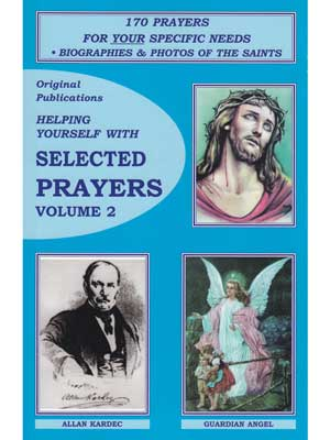 Books Helping Yourself with Selected Prayers Volume 2