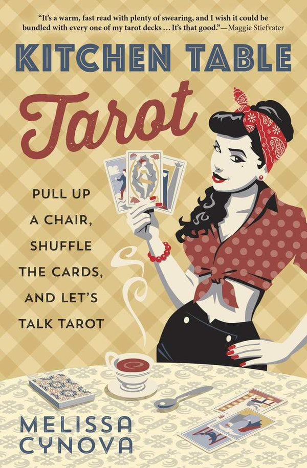 Books Kitchen Table Tarot by Melissa Cynova