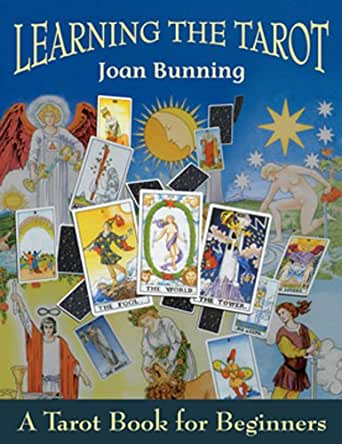 Books Learning the Tarot for Beginners by Joan Bunning