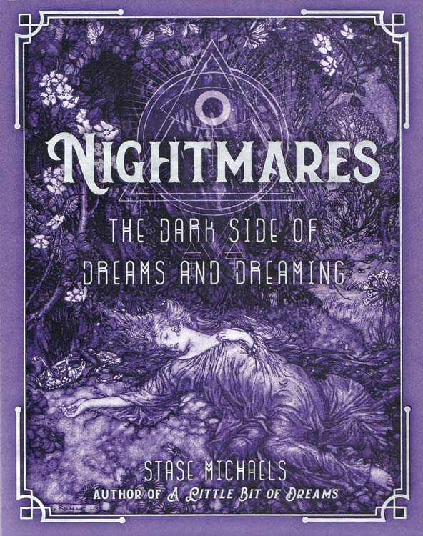 Books Nightmares, The Dark Side of Dreams & Dreaming by Stase Michaels
