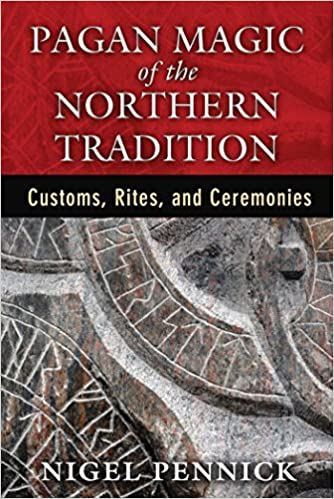 Books Pagan Magic of the Northern Tradition by Nigel Pennick