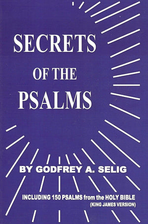 Books Secrets of the Psalms by Godfrey Selig