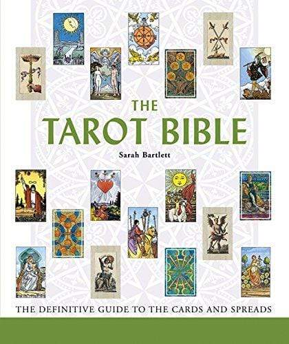 Books Tarot Bible by Sarah Bartlett