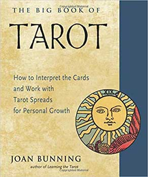 Books The Big Book of Tarot by Joan Bunning