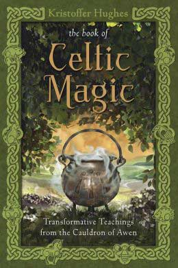 Books The Book of Celtic Magic by Kristoffer Hughes