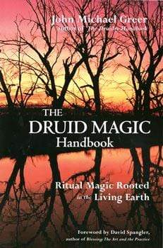 Books The Druid Magic Handbook by John Greer