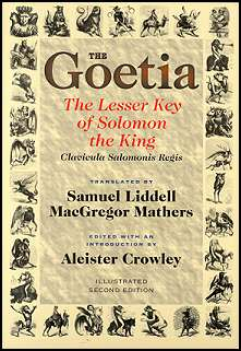 Books The Goetia: Lesser Key of Solomon by Liddell & Mathers