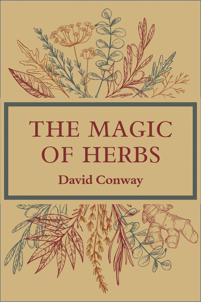 Books The Magic of Herbs By David Conway