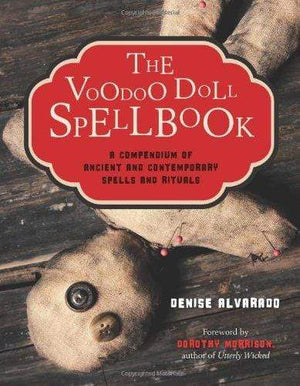Books The Voodoo Doll Spellbook by Dorothy Morrison