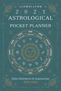 Calendars Llewellyn's 2021 Astrological Pocket Planner