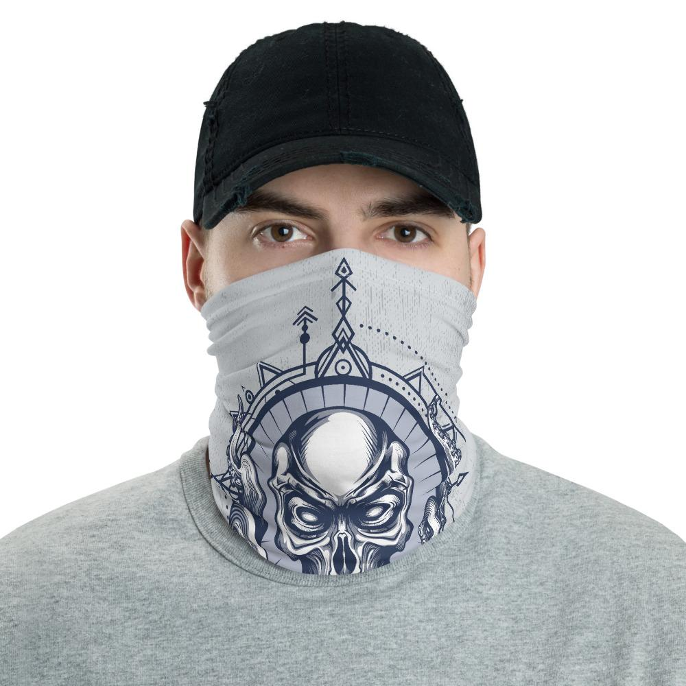 Clothing Skullopus Neck Gaiter Mask