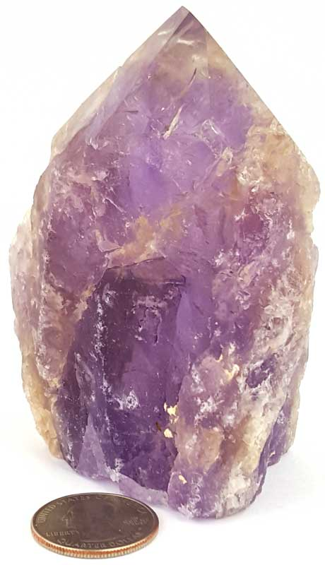 Crystal Points Amethyst Crystal Point | 1-1.5 lb