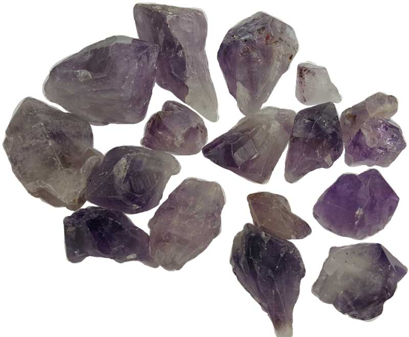 Crystal Points Amethyst Points Crystals | 1 lb