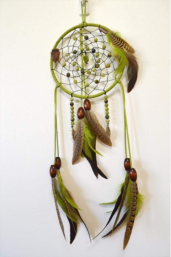 Dreamcatcher Purification Stone Series One - Medium Dreamcatcher