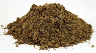 Black Cohosh Root, powder 1lb.  (Cimicifuga Racemosa)