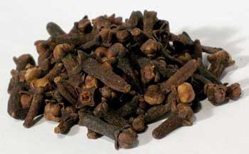 Cloves, whole 2oz.  (Syzygium Aromaticum)