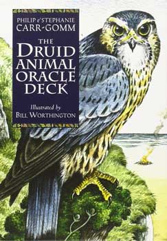 Oracle Cards Druid Animal Oracle Deck by Carr-Gomm & Carr-Gomm