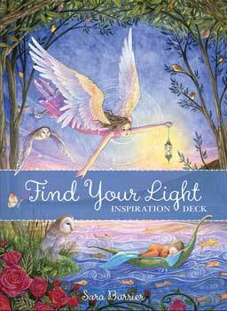 Find Your Light Inspiration Deck by Sara Burrier