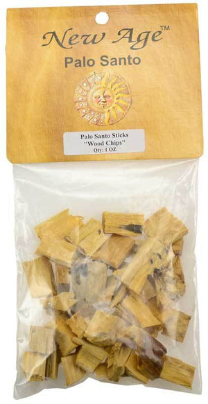 Smudge Sticks Palo Santo Chips Smudge | 1oz