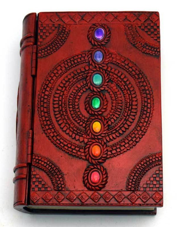 "Tarot Accessories Chakra Book Box | 4"" x 6"""