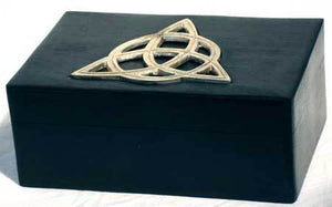 "Tarot Accessories Triquetra Box 4"" x 6"""