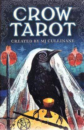 Tarot Decks Crow Tarot Deck by MJ Cullinane