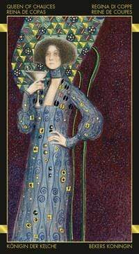 Tarot Decks Golden Tarot of Klimt by Lo Scarabeo
