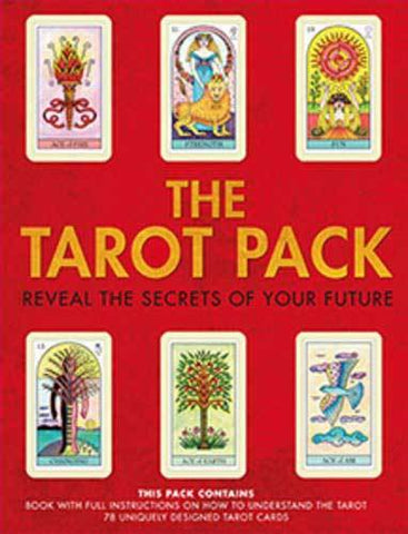 The Tarot Pack Deck and Book