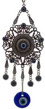 Wall Hangings Flower Evil Eye wall hanging