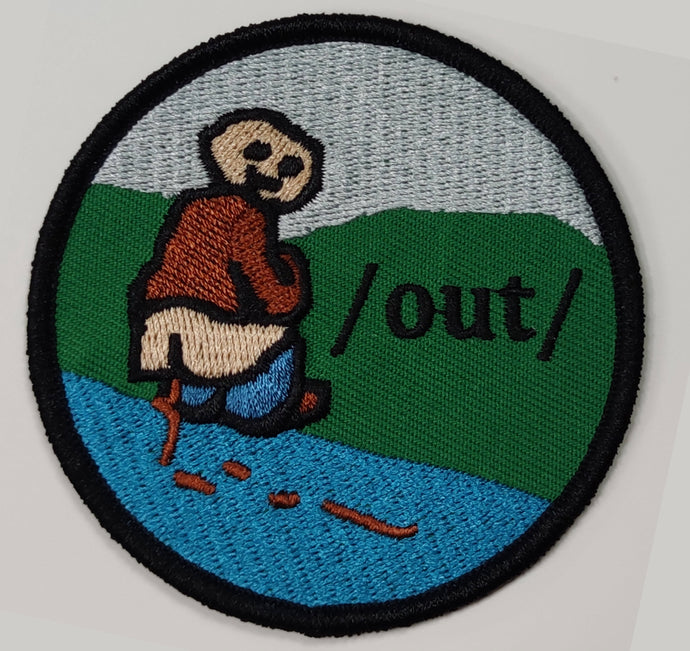 A Day /out/ Patch