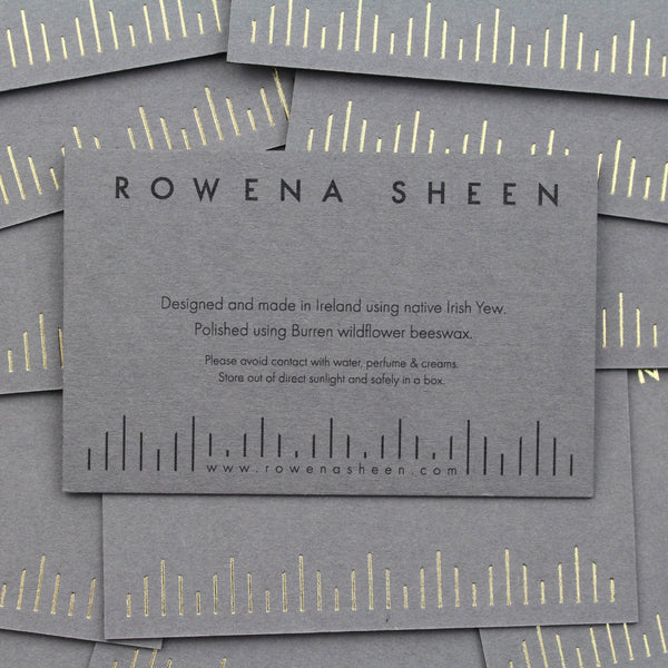 Rowena Sheen - Jewellery branding