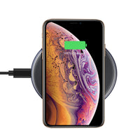 Wireless phone Charger black