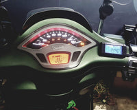 motorcycle voltage meter goandstop