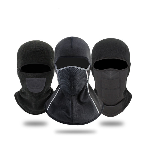 Face protection and cold proof riding mask in winter