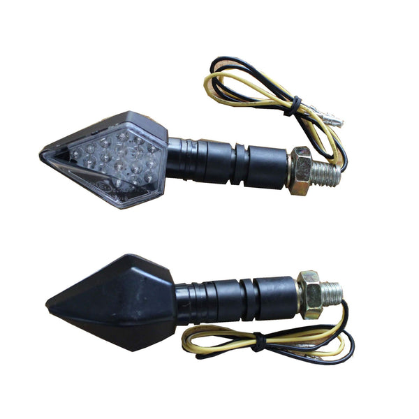 motorbike signal flashing light