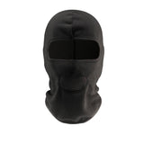 Outdoor polar fleece windproof skiing warm masked riding mask breathable open hat