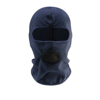 blue motorcycle face mask breathable