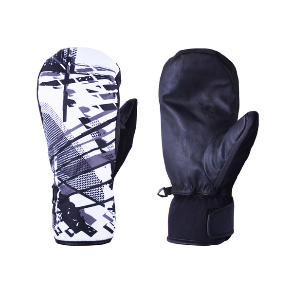 Mens Ski Gloves Winter Snow Skiing Snowboard Gloves